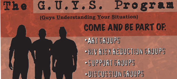 Friends Community Center: G.U.Y.S. Program
