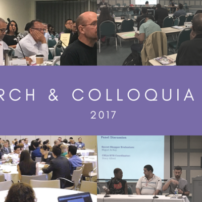 Colloquium: 2017 Greater Los Angeles Homeless Count Results