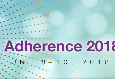 Adherence 2018 will take place June 8-10, 2018, in Miami