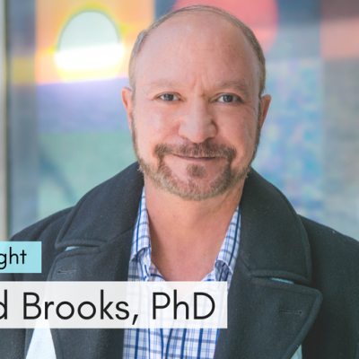 Feature Spotlight: Ronald Brooks, PhD