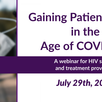 """Gaining Patients' Trust in the Age of COVID-19"" Recap"